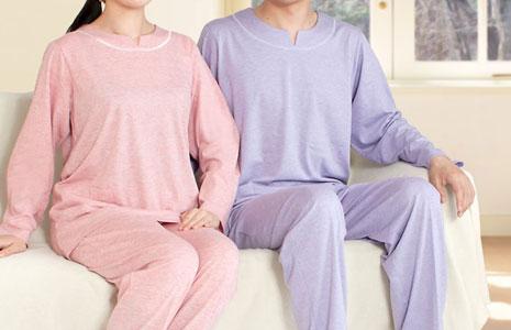 ペアで着られるパジャマ